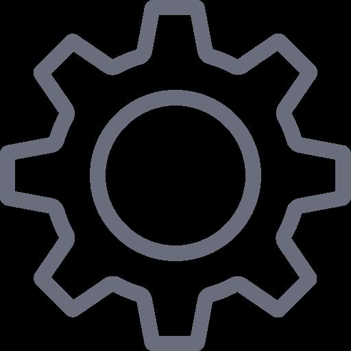 Mixed Gear Icon
