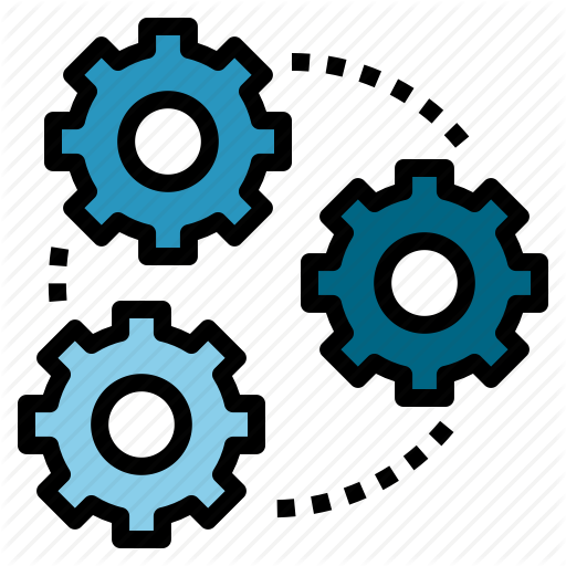 Car, Gear, Gearshift, Service, Shift Icon