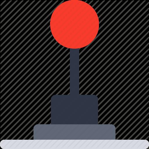 Car, Gear, Gearshift, Shift Icon Icon