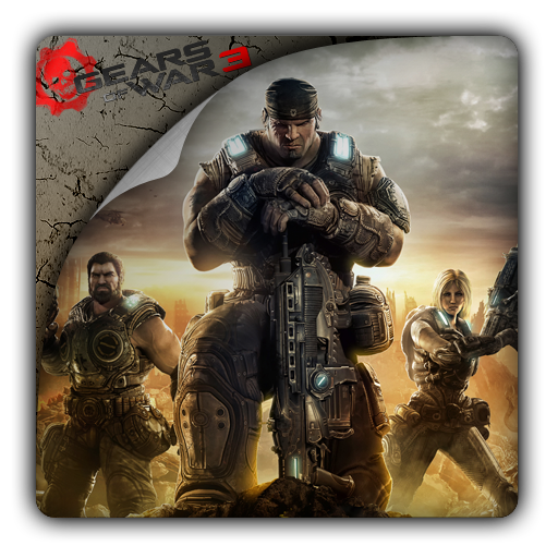 Gears Of War Icon