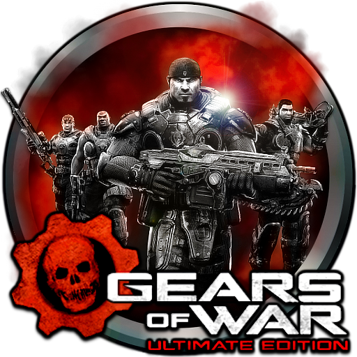 Gears Of War Icon Free Icons