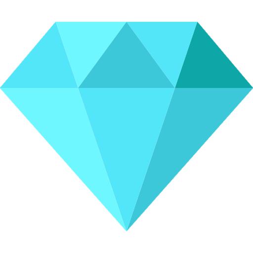 Diamonds, Triangles, Polygonal, Gems, Gem, Shapes, Diamond, Small
