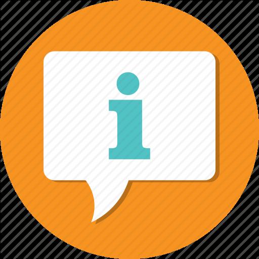 Circle, General, Information Icon
