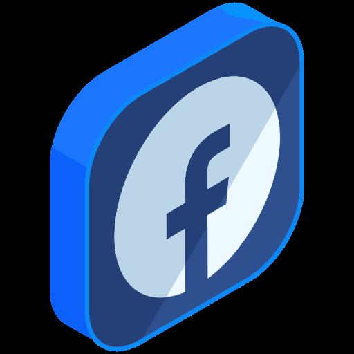 Facebook On Computer Logo Png Images