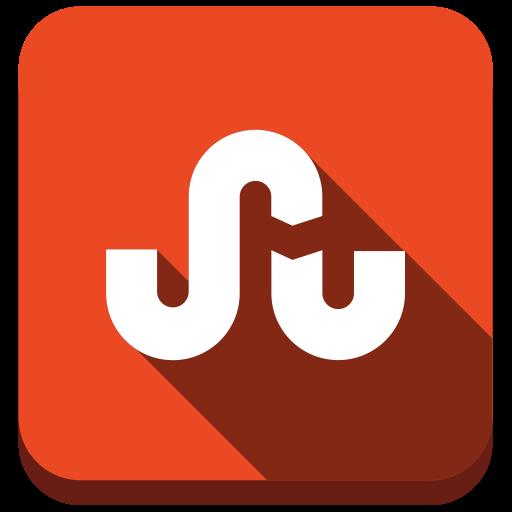Stumbleupon, Social Media, Social Network Icon