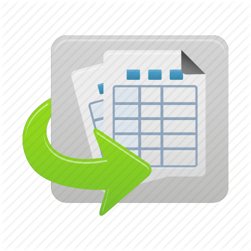 Document, Documents, File, Files, Generate, Tables Icon