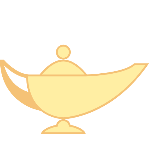 Pictures Of Magic Lamp Png