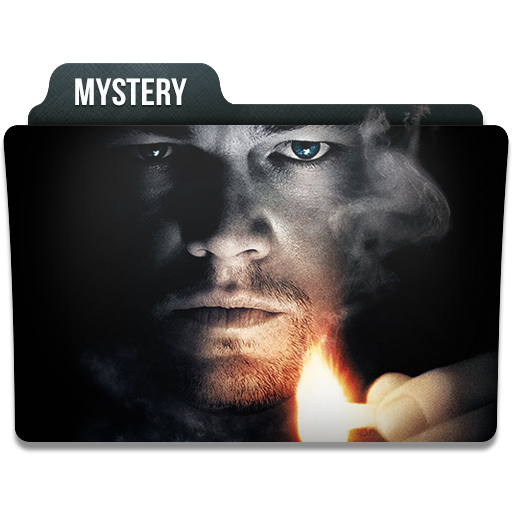 Mystery Icon Movie Genres Folder Iconset Limav