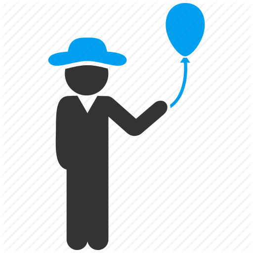 Balloon, Celebration, Gentleman, Happy Boy, Holiday, Male Figure