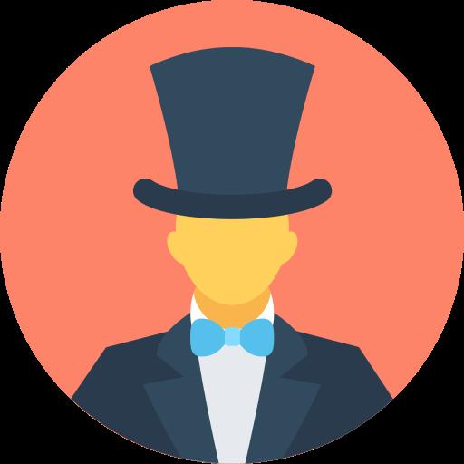 Hat Gentleman Transparent Png Clipart Free Download