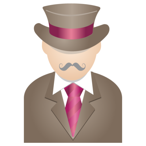 Gentleman Icon Free Download As Png And Icon Easy