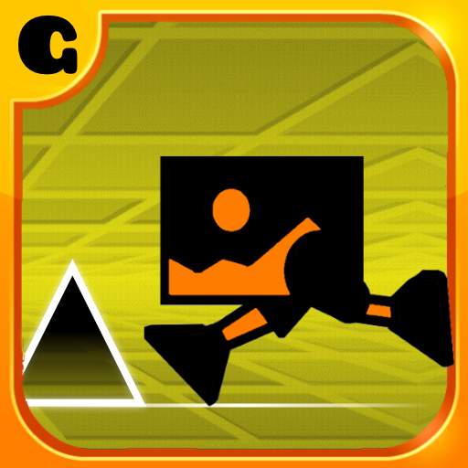 Clipart Kit Geometry Dash Collection