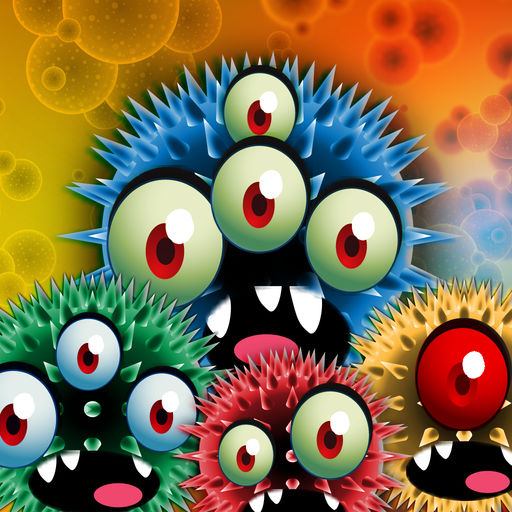 Germ Z Zombies Virus Plague Outbreak Brain Teaser Game