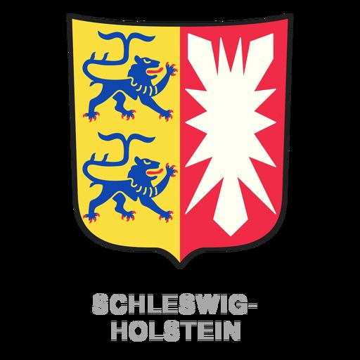 Crest Of German Province Schleswig Holstein