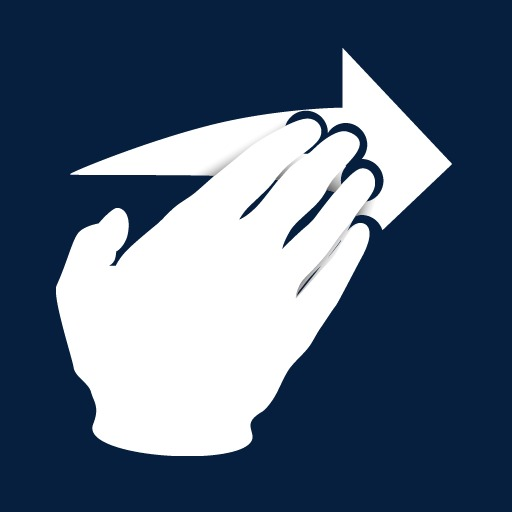 Touch Gesture Icon, Touch, Gesture, Icon Png Image And Clipart