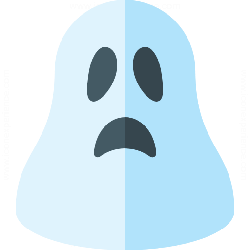 Iconexperience G Collection Ghost Icon