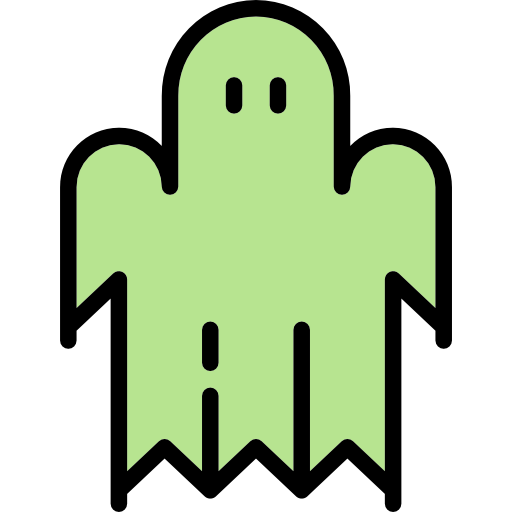 Scary, Fear, Ghost Icon