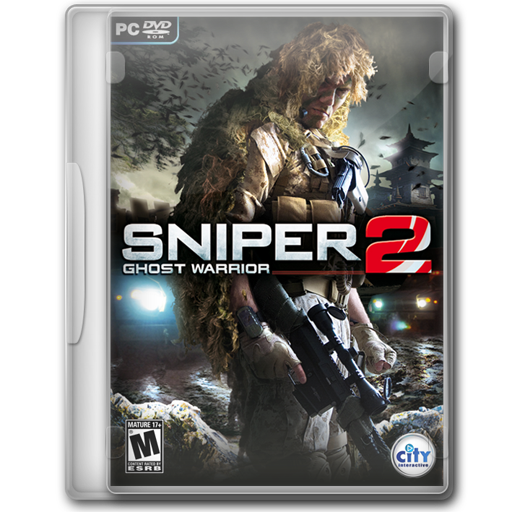 Sniper Ghost Warrior Icon Game Cover
