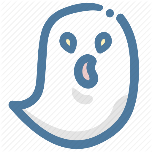 Avatar, Doodle, Ghost, Spirit, Transparent Icon