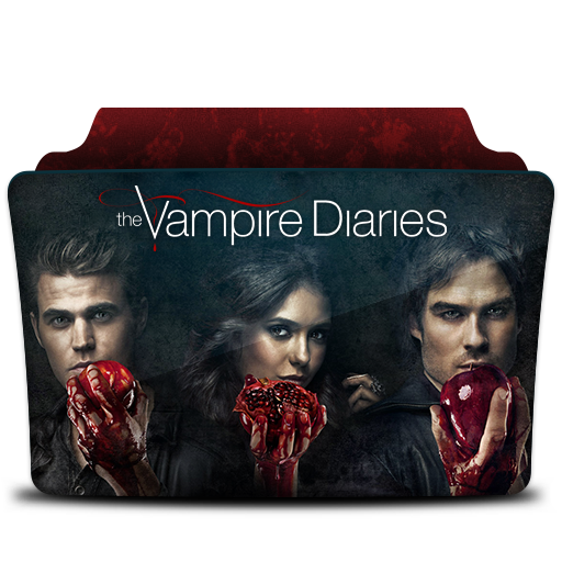 Diaries, The, V, Vampire Icon