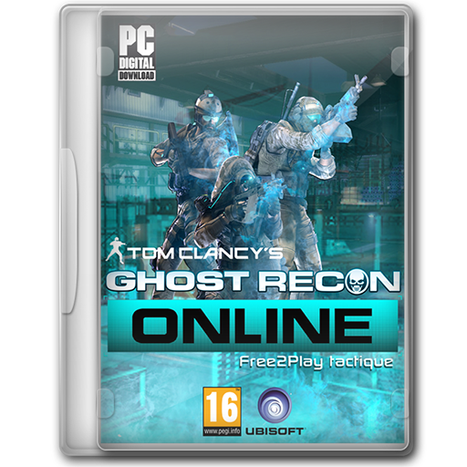 Tom Clancy's Ghost Recon Online Icon