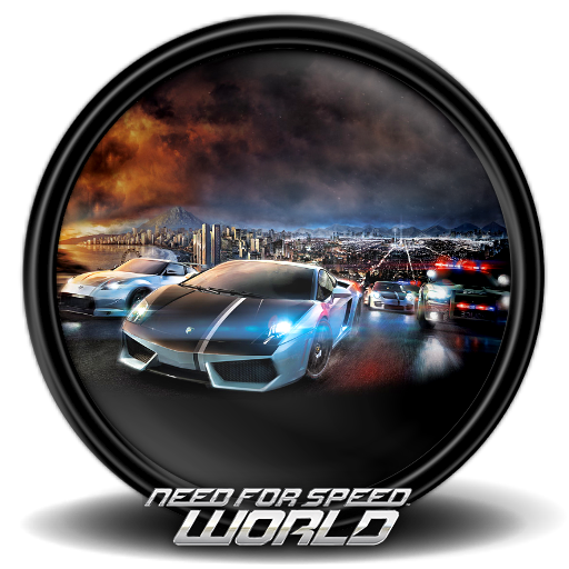 Need For Speed World Online Icon