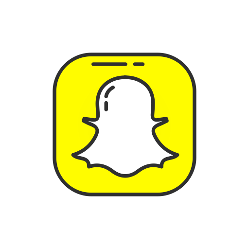 Ghost, Social Media, Snapchat, Snapchat Logo Icon