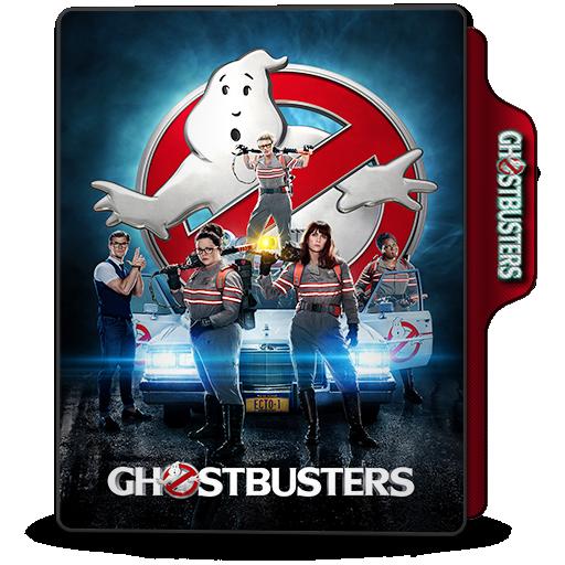 Folder Icon Ghostbusters
