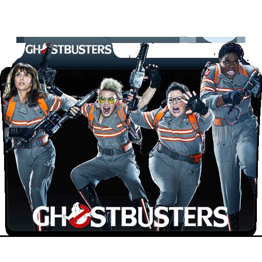 Ghostbusters Folder Icon