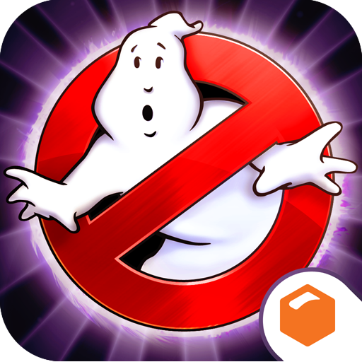 Ghostbusters Icon Rounded Nuke The Fridge