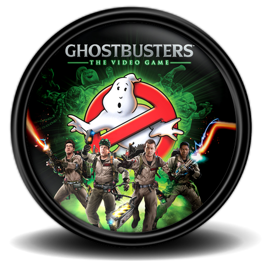 Ghostbusters The Video Game Icon Mega Games Pack Iconset