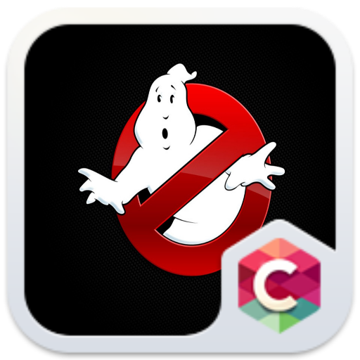 Ghostbusters Free Android Theme U Launcher