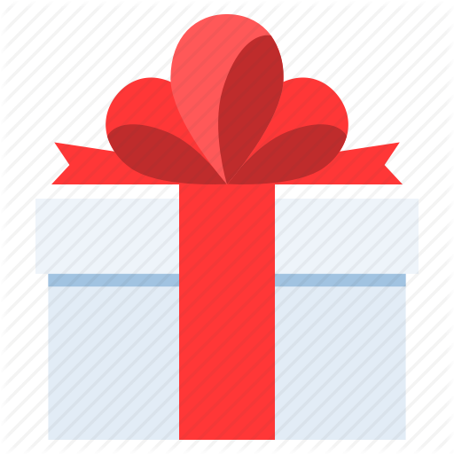 Birthday, Christmas, Delivery, Gift Box, New Year, Present Box Icon