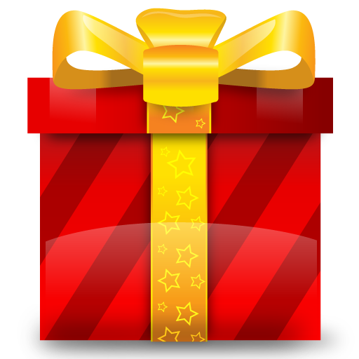 Red Gift Box Icon Download Free Icons