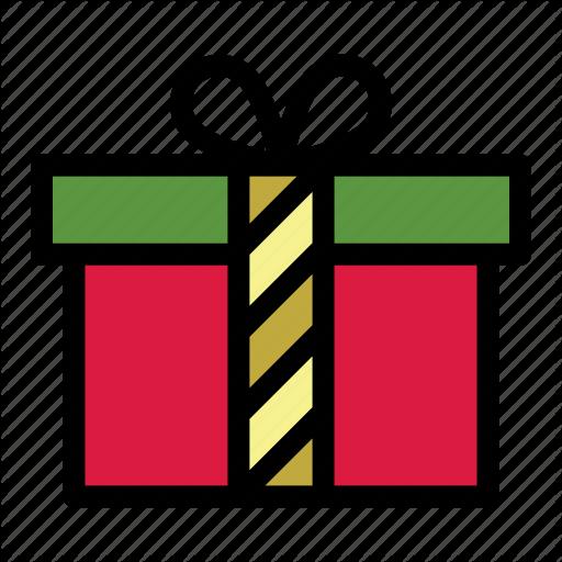 Christmas, Christmas Gift, Gift, Gift Box, Holiday, Present, Xmas Icon