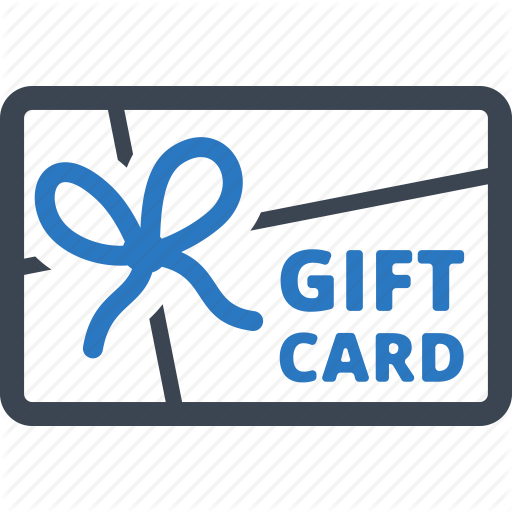 Gift Certificate Icon Images