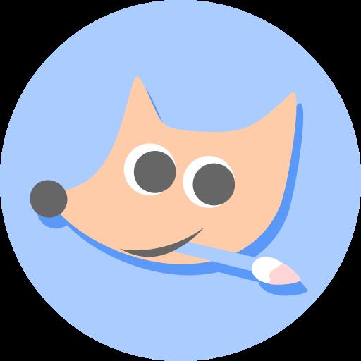 Gimp Icon Free Of Macaron