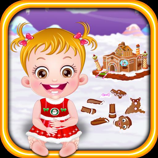 Baby Hazel Gingerbread House Apk