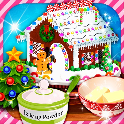 Christmas Cooking House