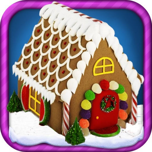 Gingerbread House Maker! On The App Store