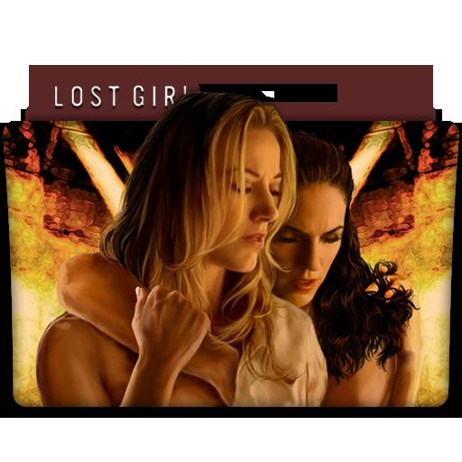 Lost Girl Tv Series Folder Icon