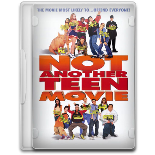 Not Another Teen Movie Icon Movie Mega Pack Iconset
