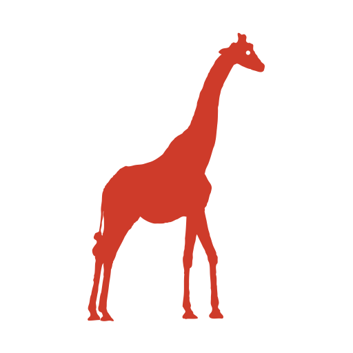 Giraffe, Deer, Animal Icon With Png And Vector Format For Free
