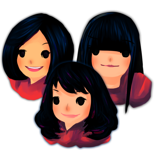 Three Girls Icon Free Download As Png And Icon Easy