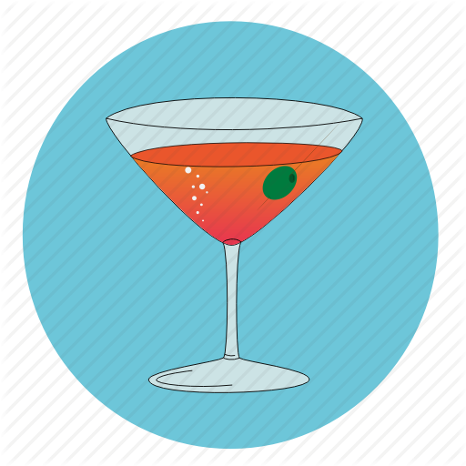 Alcohol, Alcool, Boisson, Cocktail, Girly, Mixture, Icon