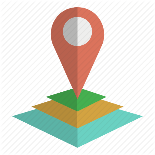 Analysis, Gis, Layer, Overlay, Positioning, Present, Process Icon