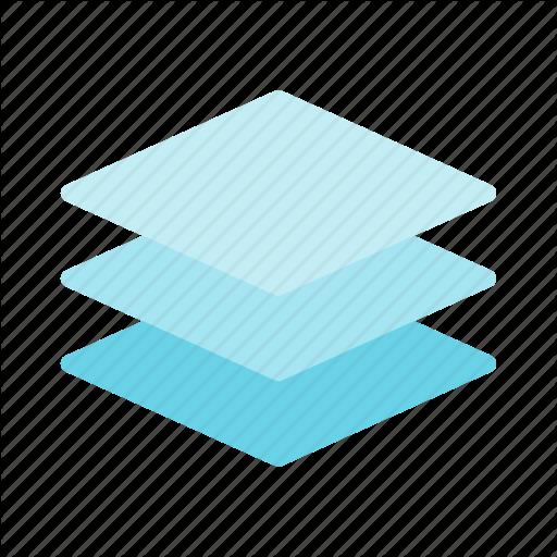 Gis, Layer, Multimedia Icon