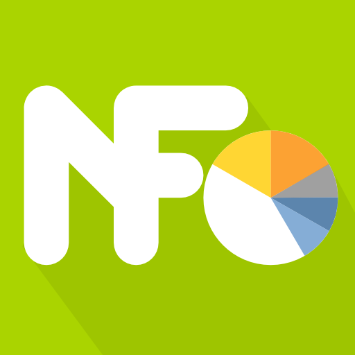 Logo For Nfo Io, A Software And Data Technology Company My
