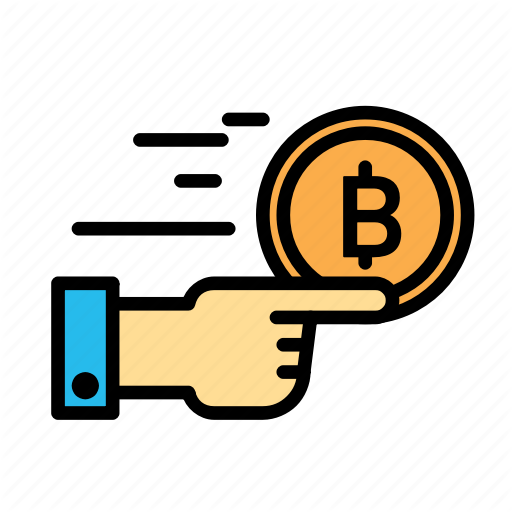 Blockchain, Currency, Finance, Giveaway, Network Icon