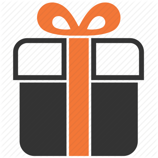 Gift, Giveaway, Giving, Present Icon